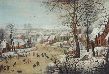 ブリューゲル 冬景色.jpg