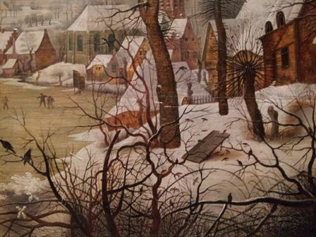 ブリューゲル 冬景色1.jpg